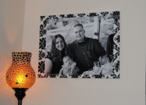 Family Photo Canvas