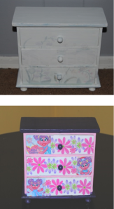 Abby Girls Jewelery box
