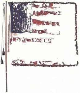 96th Infantry Civil War Flag
