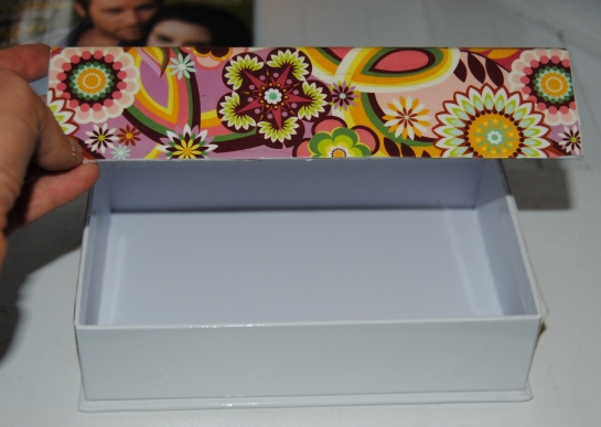 Decoupage Product box