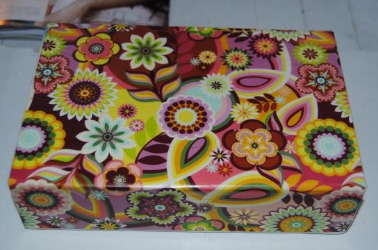 Upcycled Product Boxes Great for keepsake storage
