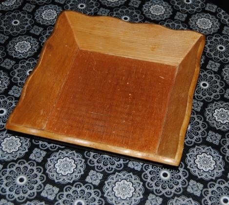 Little Wooden Tray