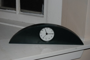 Ikea Desk Clock