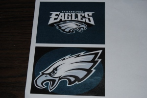 Eagles print outs