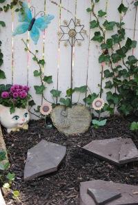 Feline Memorial Garden