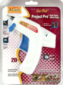 High Temp Hot Glue Gun by Ad Tech
