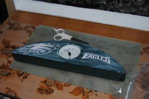 Mod Podge Clock