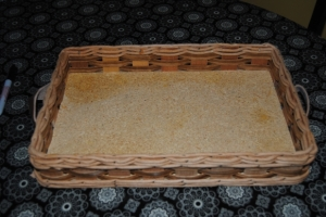 Mystery Wicker Tray