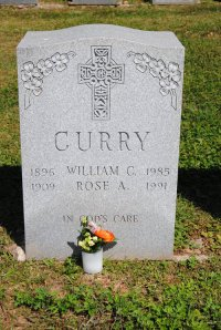 William C Curry