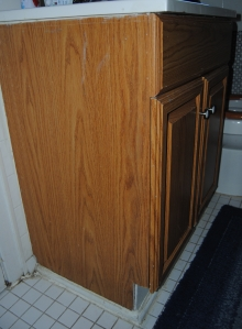 Generic bathroom cabinet