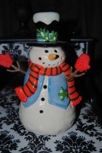 Hallmark Snowman