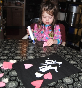Valenine's Day Kid's  Craft fun!