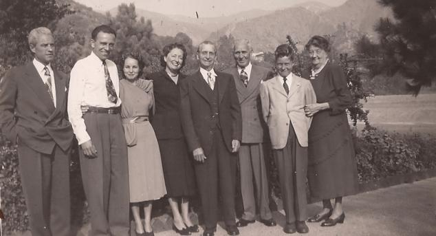John Plummer and Family2