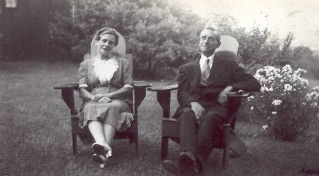 Daisy and Brother John H Plummer